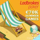 Ladbrokes Poker Invites You to Enjoy a Summer of Fun