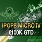 iPOPS Micro IV All Next Week on Everest Poker