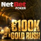 Netbet Poker Gold Rush Starts on Monday