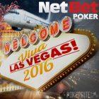 50% More Las Vegas Packages at Netbet Poker this Week