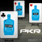"Hit ""Dead Centre"" at PKR Poker and Win Up To €1,000"