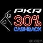 30% Cashback on PKR Points during June and July
