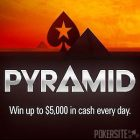 PokerStars Pyramid Puzzle Offers Instant Prizes Up to $5,000