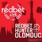 Qualify for the Redbet Hunter Live Olomouc for just €1.10