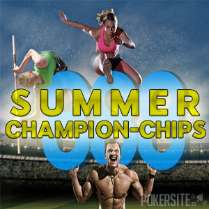 Summer Champion Chips At 888Poker