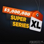 888Poker to Host $5 Million Super XL Series in January