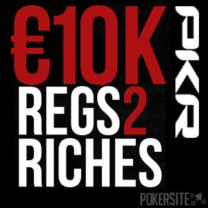 Regs 2 Riches di PKR Poker