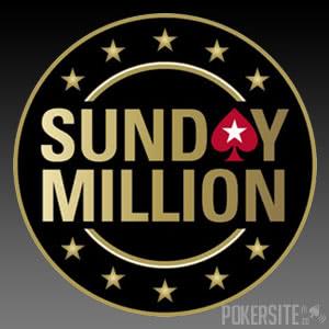 Sunday Million at PokerStars