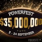 Party Poker´s PowerFest VI to take Place in September